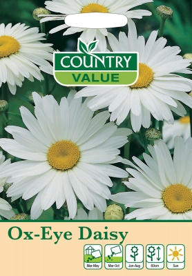 Ox-Eye Daisy Seeds by Country Value