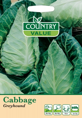 Cabbage Seeds Greyhound by Country Value