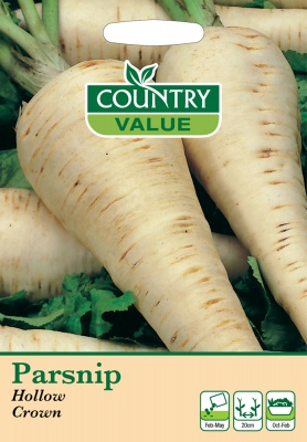 Parsnip 'Hollow Crown' by Country Value