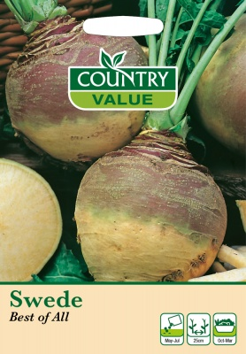 Swede Seeds 'Best Of All' by Country Value