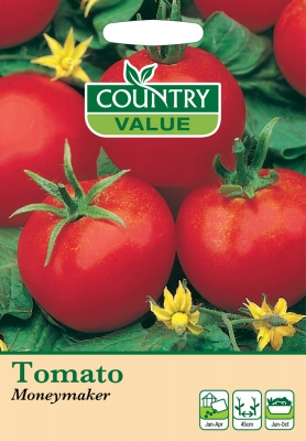 Tomato Seeds 'Moneymaker' by Country Value