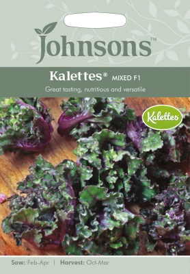 Kalettes Seeds Mixed F1 by Johnsons