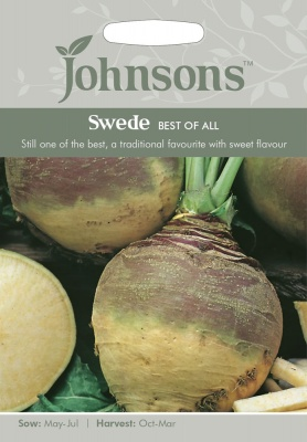Swede Seeds 'Best Of All' by Johnsons