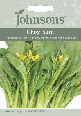 Choy Sum Seeds by Johnsons