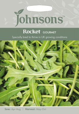 Rocket Seeds 'Gourmet' by Johnsons