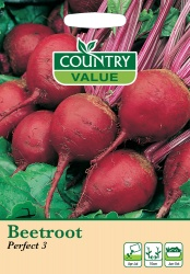 Beetroot Perfect 3 Seeds by Country Value