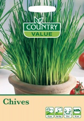 Chive Seeds by Country Value