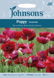 Poppy Seeds 'Pandora' by Johnsons
