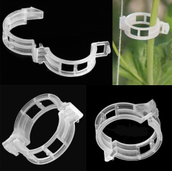 Plant Support Clips - Pack Of 100