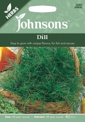 Dill Herb Seeds by Johnsons