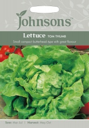 Lettuce 'Tom Thumb' Johnson's Seeds